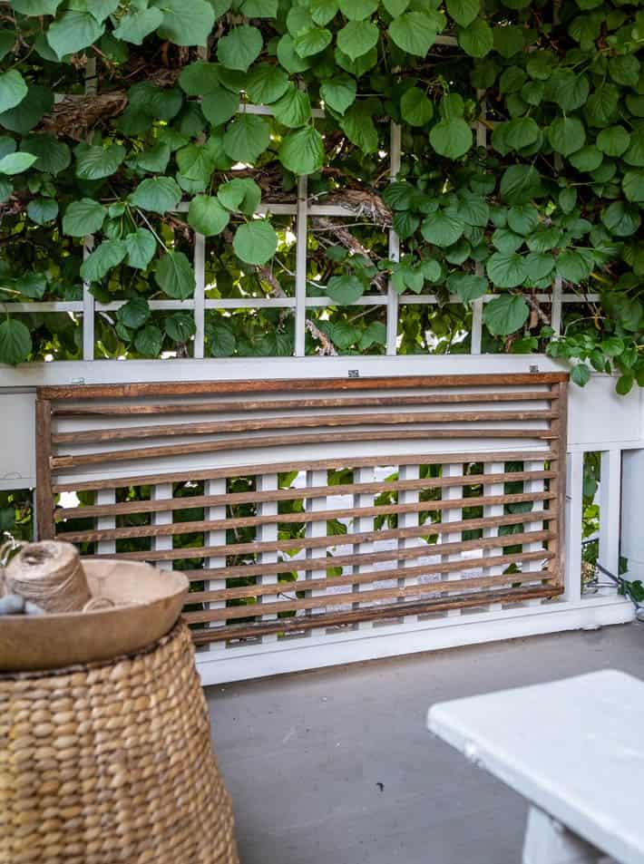 Sensational Make An Herb Drying Rack Thats Also A Fold Out Table Creativecarmelina Interior Chair Design Creativecarmelinacom