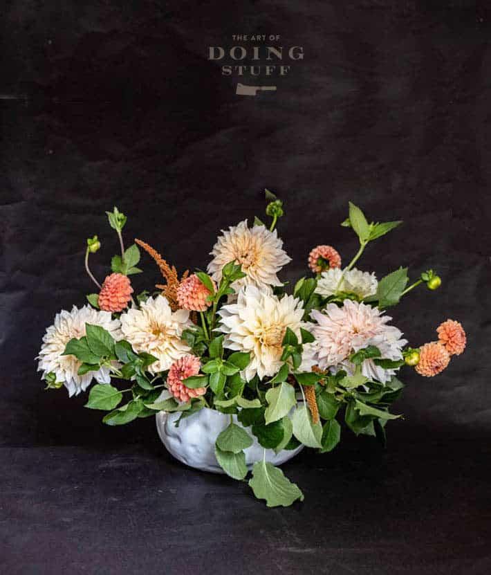 Making Flower Arranging Easy The Art Of Doing Stuff