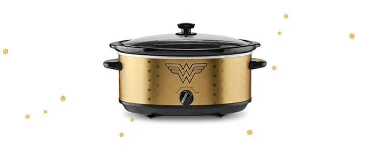 Wonder Woman Slow Cooker