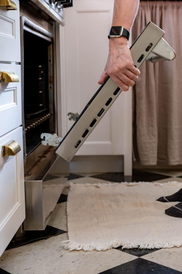 How To Clean Oven Door Glass Even In, How To Clean Inside Neff Oven Door Glass