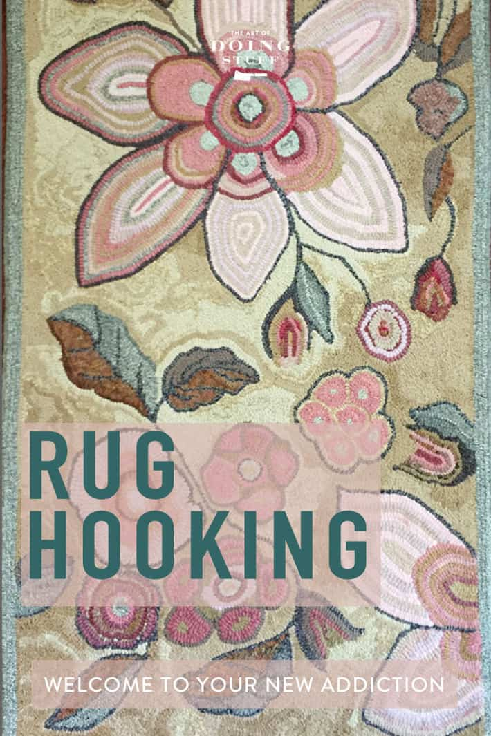 Rug Hooking. Would You Make a Good Hooker?