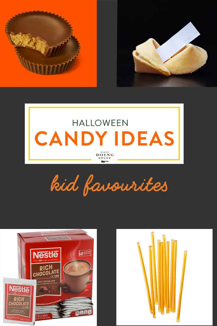 Halloween Candy Ideas: Unique & Faves.